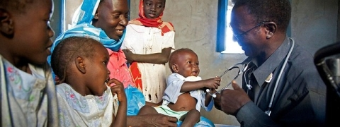South Sudan steps up fight against measles, polio