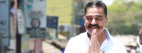Kamal runs for cover after Hindu terror remark