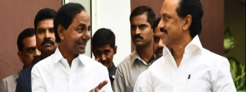 Chandrasekhara Rao calls on Stalin