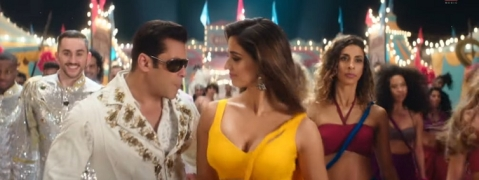 Disha's chemistry with Salman in 'Slow Motion' rakes 50 mn views