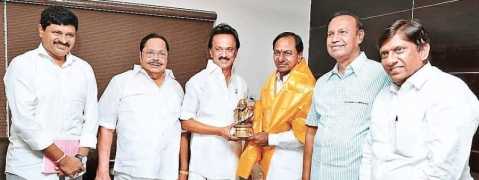 Third front will be known after May 23 : Stalin