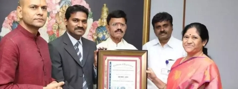 ISO certification to TTD institutions a prestigious achievement : JEO