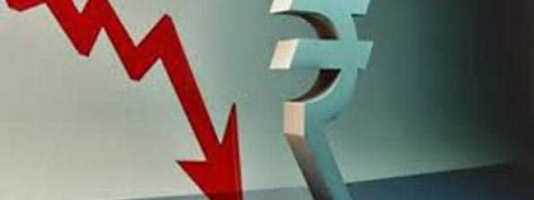 Rupee down by 23 paise against USD