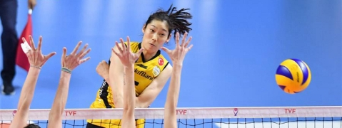 Chinese volleyball skipper Zhu Ting confirms leaving Turkey's VakifBank