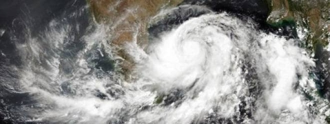 Cyclone Fani weakens to 'severe' storm