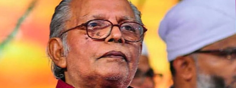 Writer Thopil Meeran passes away