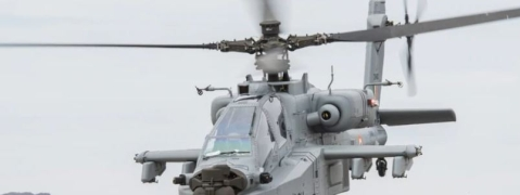 India gets US attack helicopter