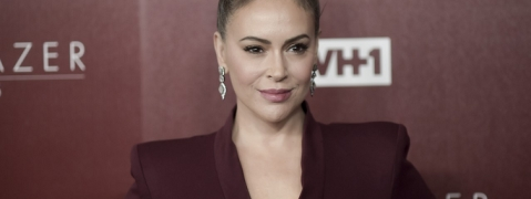 Alyssa Milano urges sex strike