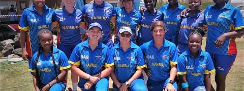 Namibia's Women's Cricket team misses World Cup spot