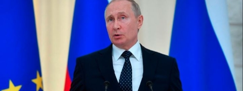 Putin urges Iran to stick to nuclear deal