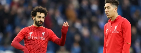Salah a doubt, Firminho out for Liverpool in Champions League