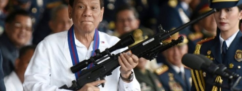 Philippines elections: Duterte faces key poll test