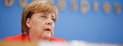 Merkel says Germany will be CO2 neutral by 2015