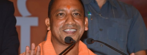 Yogi camps in Gorakhpur, gearing up for May 19 voting