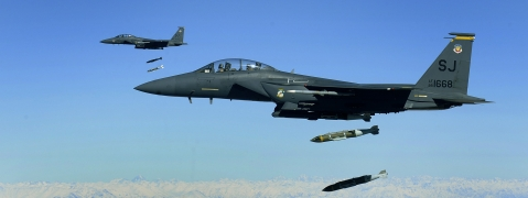 At least 24 taliban militants killed by airstrikes in Afghan