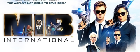 'Men In Black: International' to release on June 14