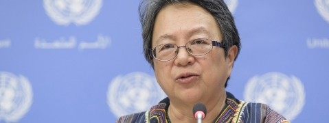 Victoria Tauli-Corpuz: UN calls on Philippines Govt to halt unacceptable attacks