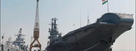 Former INS Viraat chief refutes Modi's charge