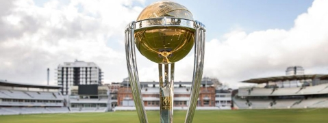 ICC launches 'criiio' on eve of Cricket World Cup