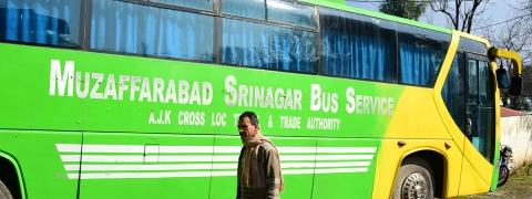 Karvan-e-Aman bus to PoK remains suspended