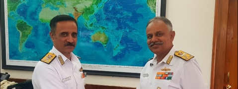 Vice Admiral AB Singh to take over as dy chief of IDS