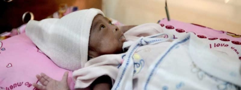 One-in-seven babies weigh less than 5.5 pounds globally