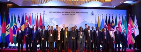Emphasis on strengthening WTO to promote development and inclusivity