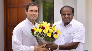 LS results:  JD(S)-Congress alliance under pressure in Karnataka