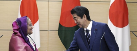 Japan announces $1.2 billion aid to Bangladesh