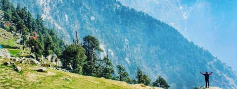 Woman tracker from UP dies in Parvati valley
