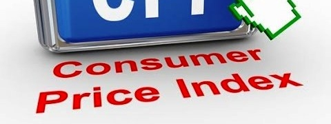 Consumer Price Index for Industrial workers up by two points