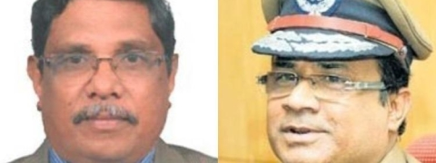 Shanmugham is new Chief Secretary, Tripathy new DGP