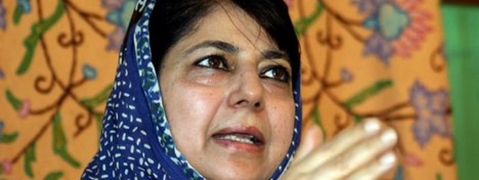 Mehbooba welcomes 'Hurriyat ready to talk' assertion by Guv