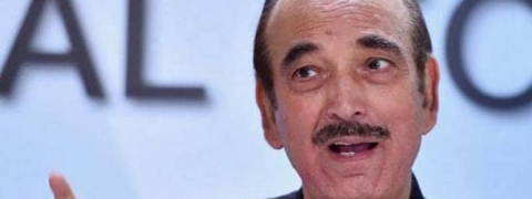 Will raise issue of press freedom in Parliament: Azad