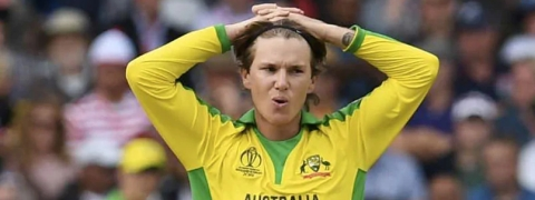 Australian player Adam Zampa found guilty of breaching The ICC Code of Conduct