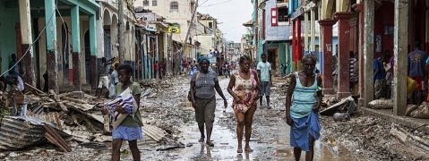 UNDP seeking funds to help cyclone-hit Mozambique