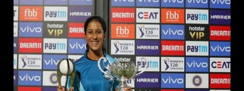 Jemimah Rodrigues to play England's Kia Super League