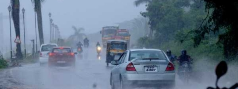 Two electrocuted; heavy rains continue in Kerala