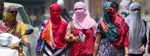 Jammu sizzles at 43.6 C, heatwave to continue