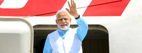 PM to depart today on visit to Maldives, Sri Lanka