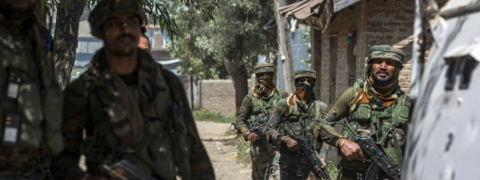 Security forces launch search operation in Anantnag