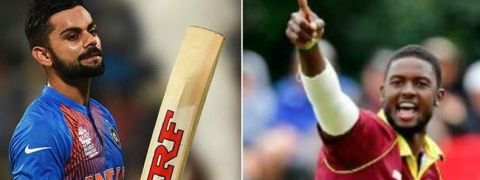 India win toss, opt to bat against West Indies