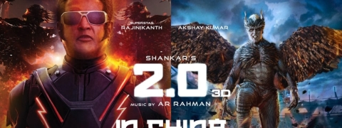 Akshay, Rajinikanth starrer '2.0' to release in China on July 12