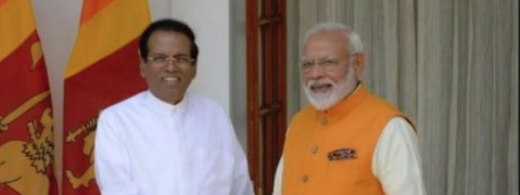 India, Sri Lanka agree to jointly fight terror