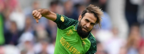 South Africa crush Afghanistan in WC '19
