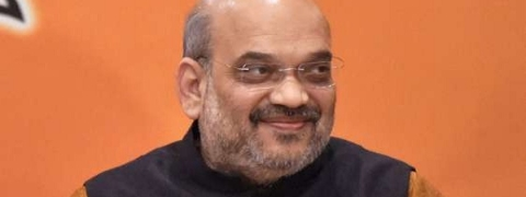 Delhi police beef up security of HM, Amit Shah