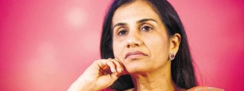 ED summons Chanda Kochhar again on Monday in Videocon case
