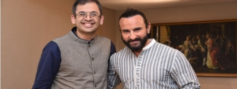 Saif Ali Khan's brand launches 'Palace Inspired' collection