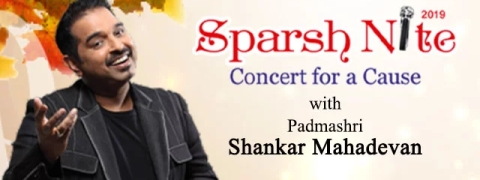 Shankar Mahadevan to perform at Sparsh Nite 2019