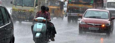 Heavy rain likely to occur in Telangana, AP